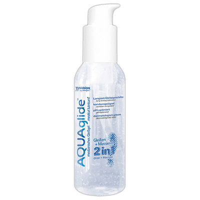 Aquaglide 2 in 1 - 125 ml