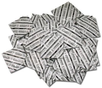 100 Extra grote condooms
