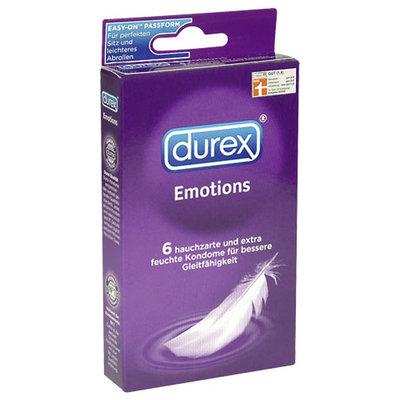 Durex Emotions - 6 stuks