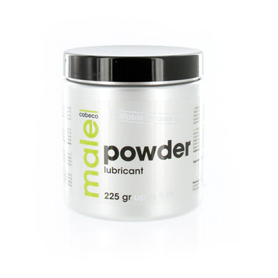 MALE - Powder Lubricant (225gr)