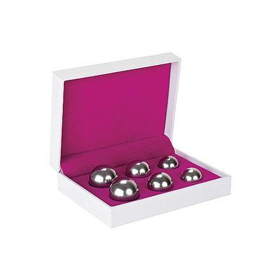 Ben Wa Balls Set Silver