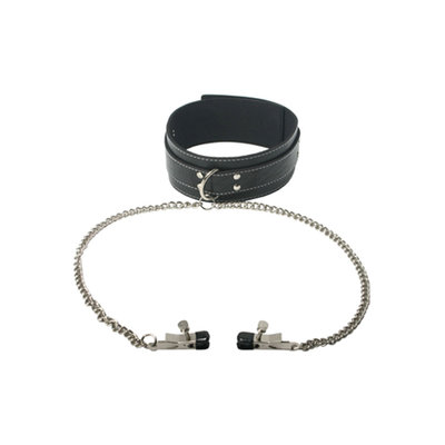 Halsband en klemmenset van Master Series