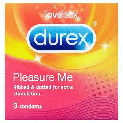 Durex Pleasure Me - 3 stuks - Condooms