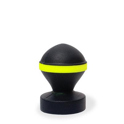 Belgoprism Ronde Buttplug - Zwart