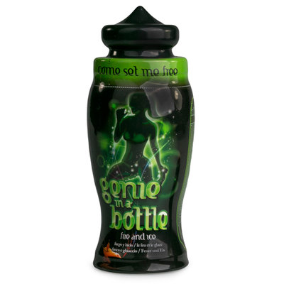 Genie In A Bottle - Fire And Ice Masturbator