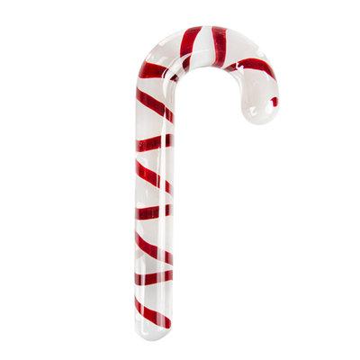 Xxxmas Glass Cane Kerst Dildo