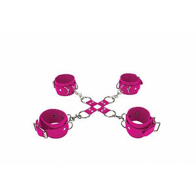 Hogtie - Roze