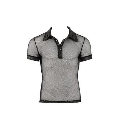 Wetlook Shirt voor mannen